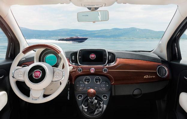 Fiat 500 Riva - Fanaticar Magazin