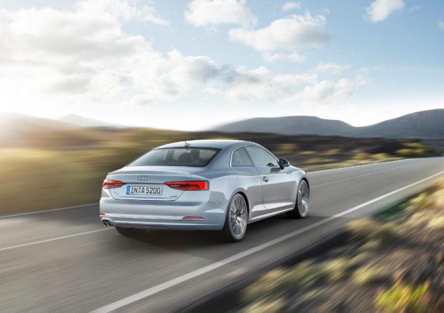 2017 Audi A5 Coupé | Fanaticar Magazin