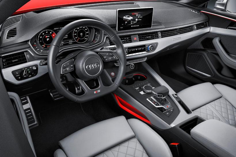 2017 Audi S5 Coupé | Fanaticar Magazin