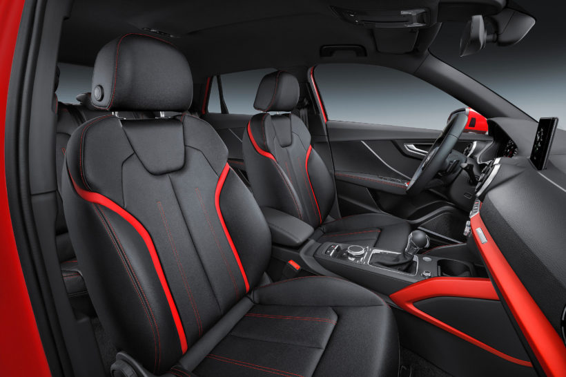 2017 Audi Q2   Fanaticar Magazin