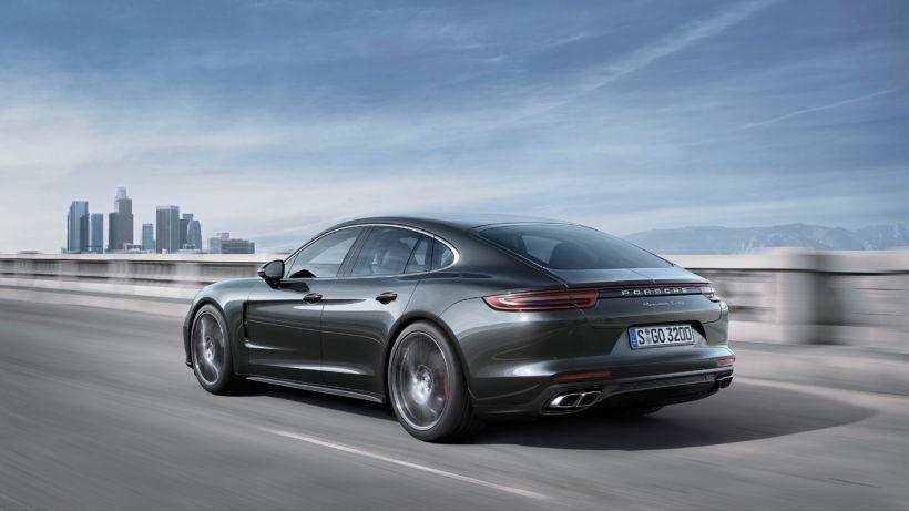 2017 Porsche Panamera | Fanaticar Magazin