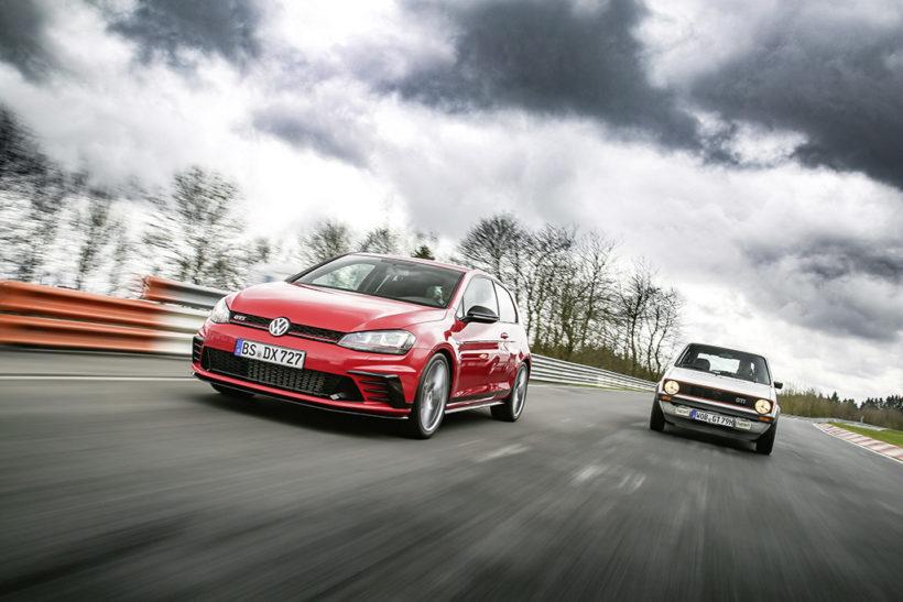 Volkswagen Golf I GTI - Golf GTI Clubsport S | Fanaticar Magazin