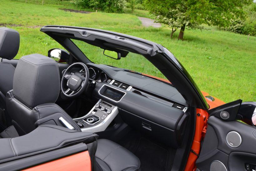 Range Rover Evoque Cabriolet | Fanaticar Magazin