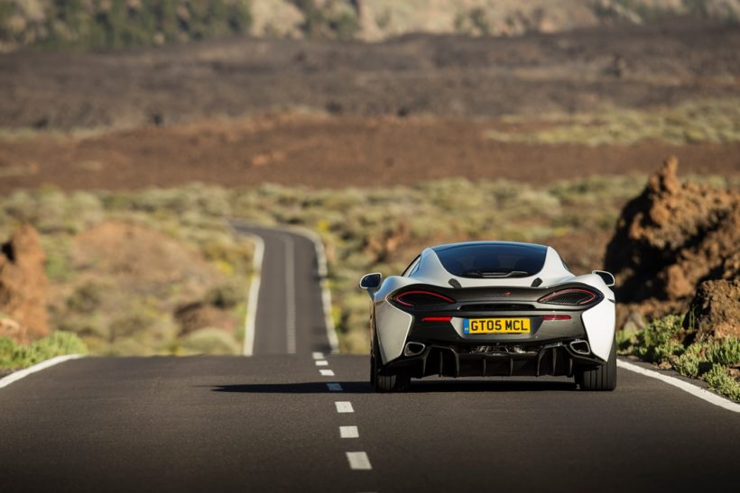 McLaren 570GT | Fanaticar Magazin