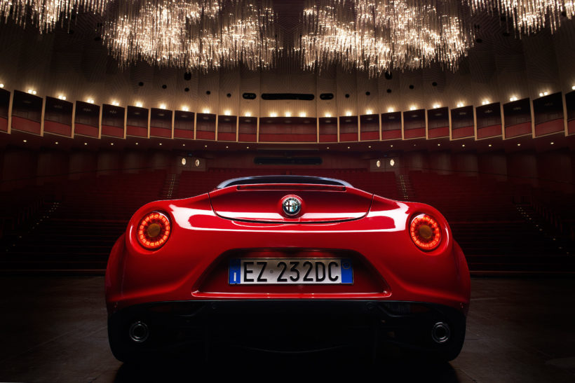 Alfa Romeo 4c | Fanaticar Magazin