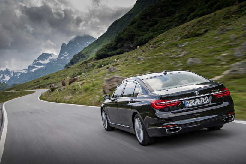 2016 BMW 740Le iPerformance xDrive | Fanaticar Magazin
