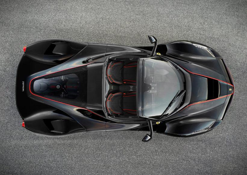Ferrari LaFerrari Spider | Fanaticar Magazin