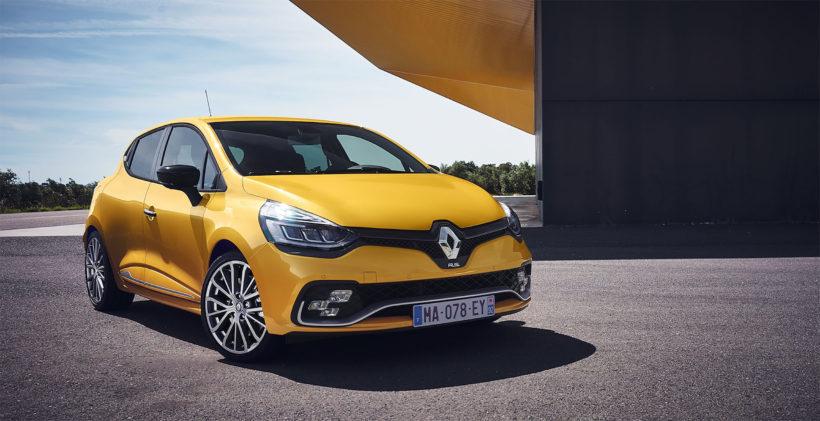 2017 Renault Clio R.S. | Fanaticar Magazin