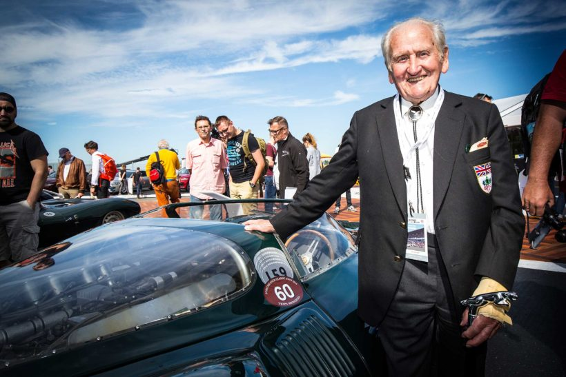 Jaguar beim beim 44. AvD Oldtimer-Grand| Fanaticar Magazin