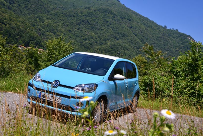 2016 VW Up! | Fanaticar Magazin