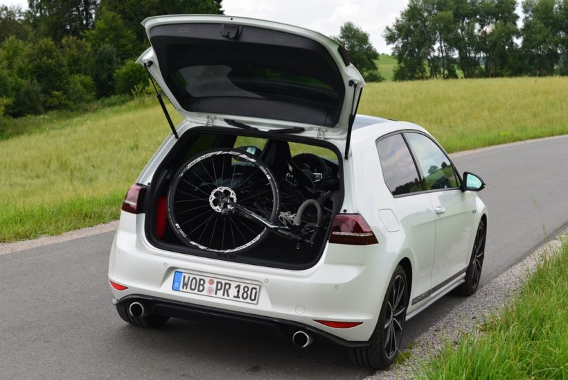 Volkswagen Golf GTI Clubsport   Fanaticar Magazin