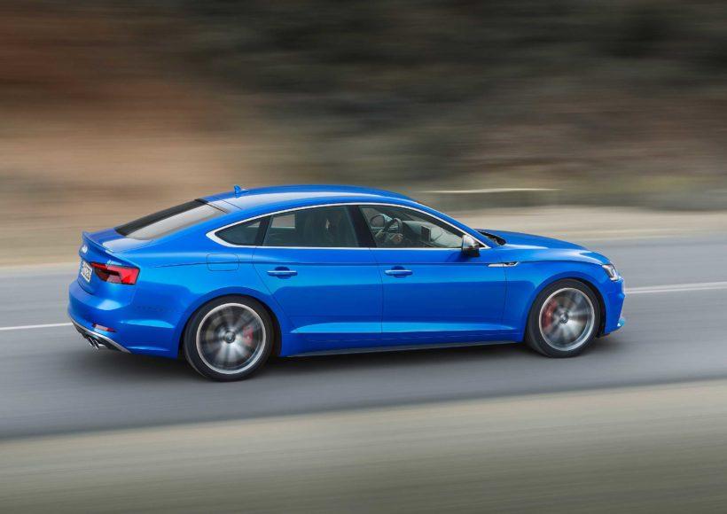 2016 Audi S5 Sportback | Fanaticar Magazin