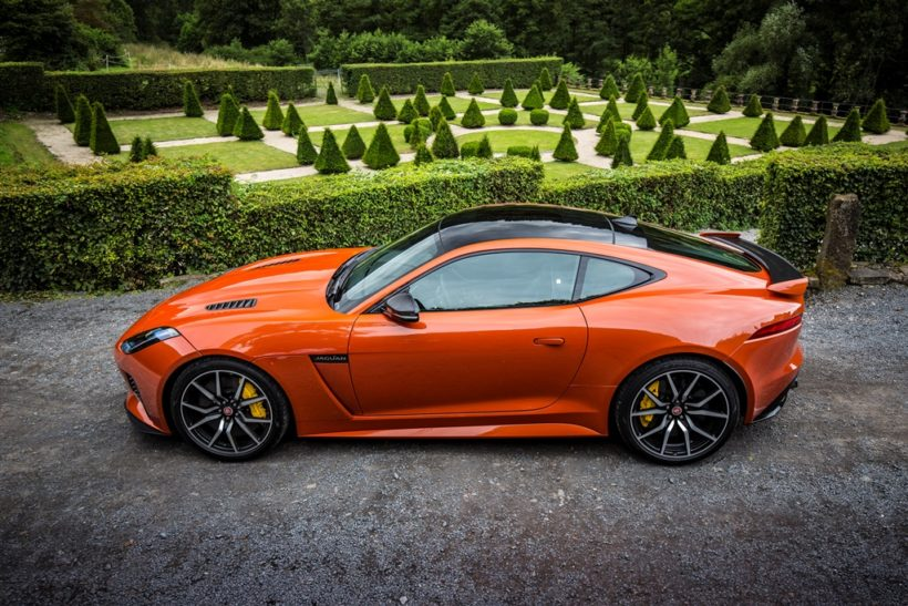 Jaguar F-Type SVR   Fanaticar Magazin