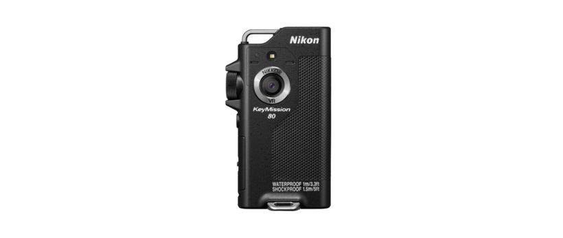 Nikon KeyMission 80 | Fanaticar Magazin