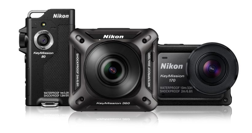 Nikon KeyMission Actioncams | Fanaticar Magazin