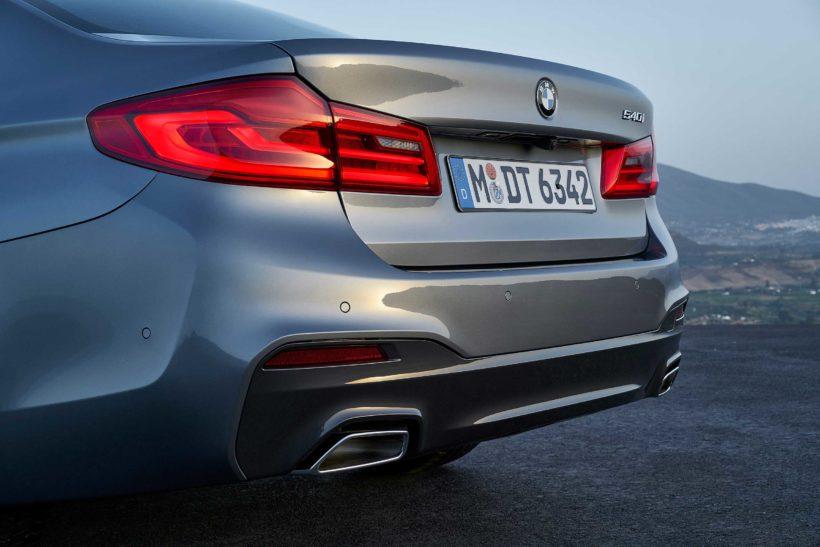 2017 BMW 5er | Fanaticar Magazin