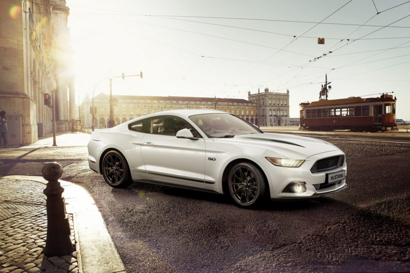 2017 Ford Mustang Black Shadow Edition | Fanaticar Magazin