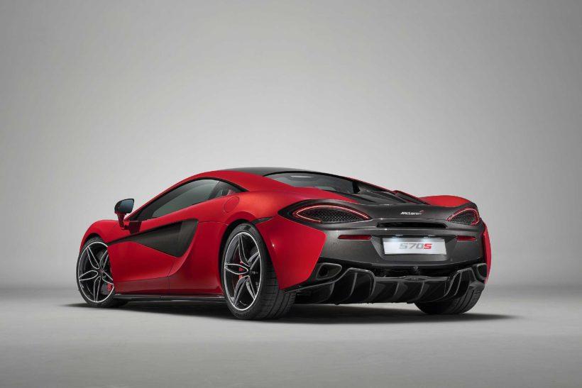 McLaren 570s Design Edition 1 | Fanaticar Magazin