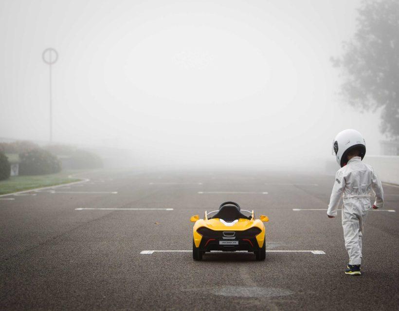 Electric McLaren P1 | Fanaticar Magazin