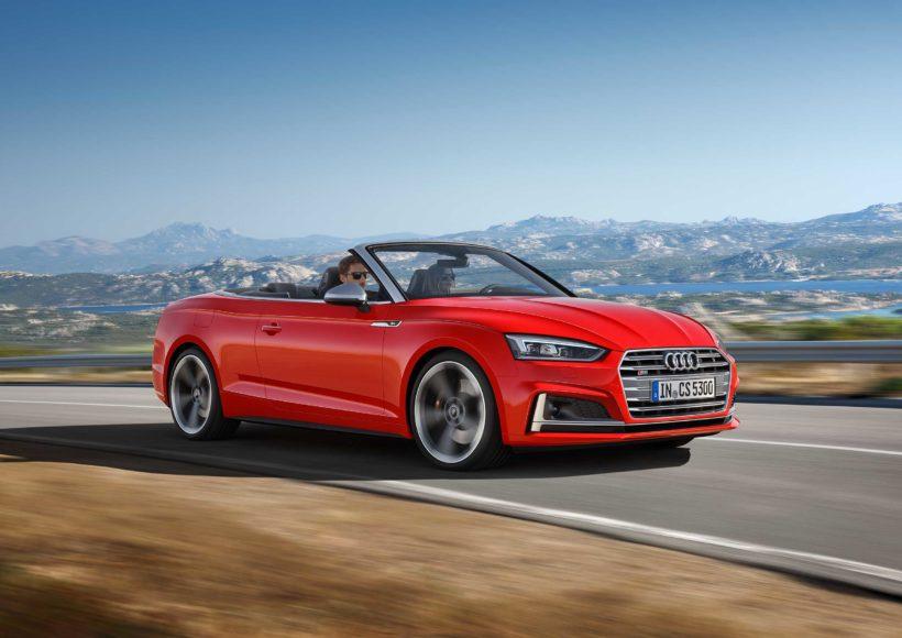 2017 Audi A5 Cabriolet | Fanaticar Magazin