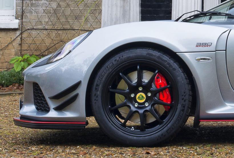 Lotus Exige Sport 380 | Fanaticar Magazin