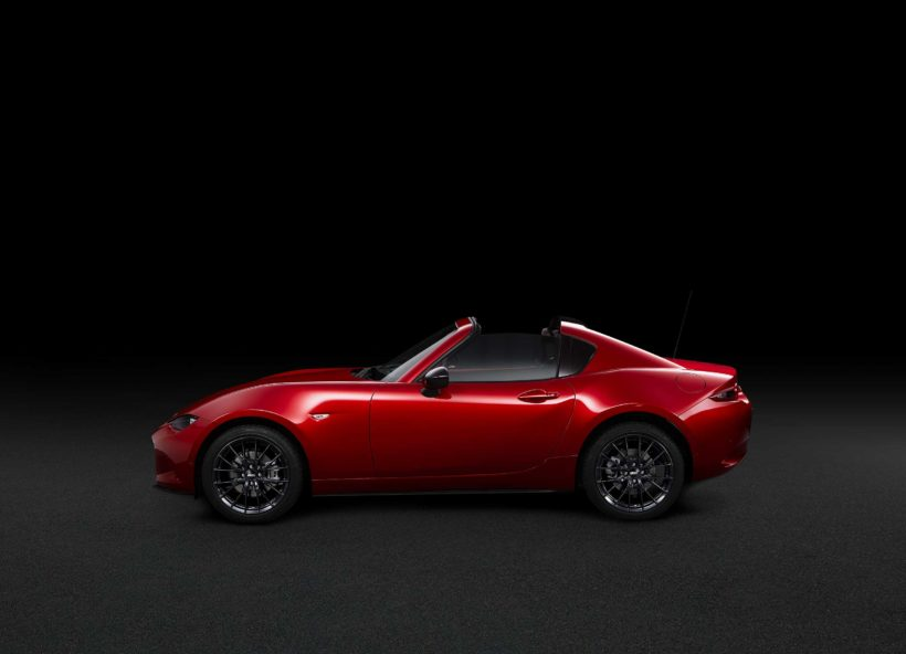 Mazda MX-5 RF Ignition | Fanaticar Magazin