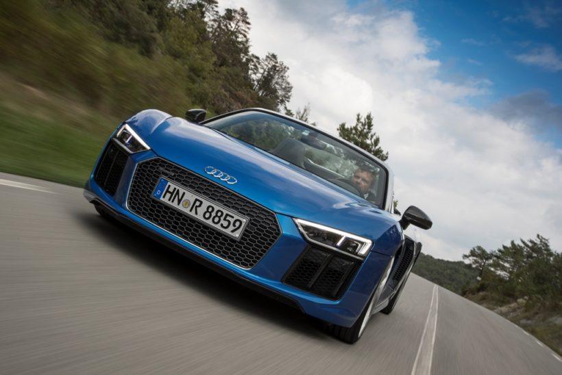 2017 Audi R8 V10 Spyder | Fanaticar Magazin