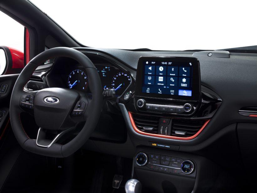 2017 Ford Fiesta | Fanaticar Magazin