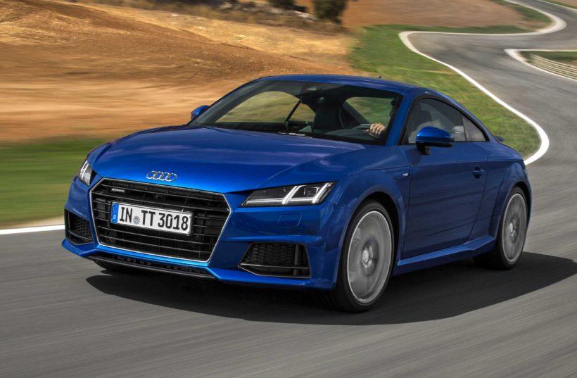 Audi TT 2.0 TDI quattro | Fanaticar Magazin