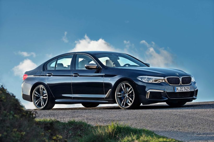 2017 BMW M550i xDrive | Fanaticar Magazin