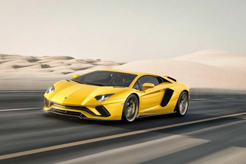 Lamborghini Aventador S (2017) | Fanaticar MagazinLamborghini Aventador S (2017) | Fanaticar Magazin