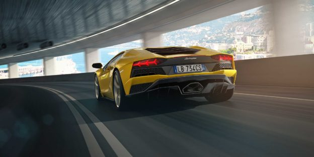 Lamborghini Aventador S (2017) | Fanaticar Magazin
