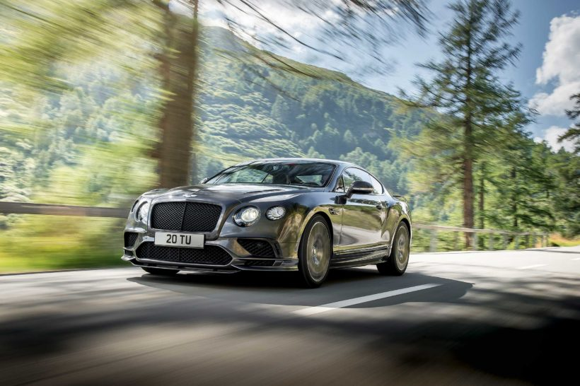 2017 Bentley Continental Supersports | Fanaticar Magazin