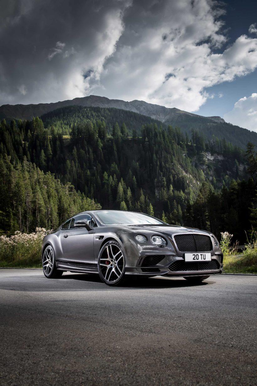 2017 Bentley Continental Supersports | Fanaticar Magazin