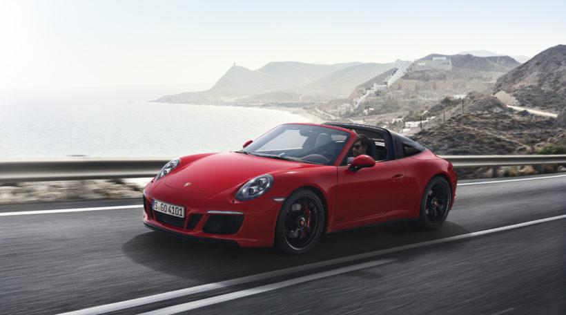 2017 Porsche 911 Carrera GTS | Fanaticar Magazin