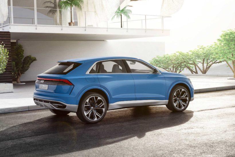 Audi Q8 Concept | Fanaticar Magazin