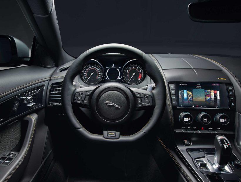 2018 Jaguar F-Type 400 Sport | Fanaticar Magazin