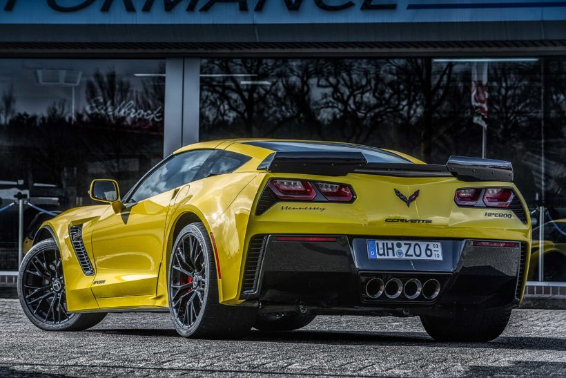 Rüffer Performance Corvette HPE850 | Fanaticar Magazin