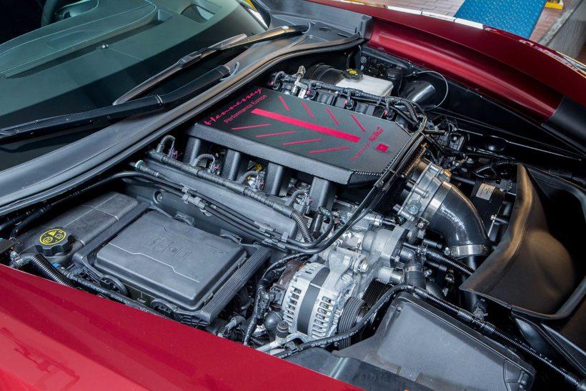 Rüffer Performance Corvette HPE850   Fanaticar Magazin