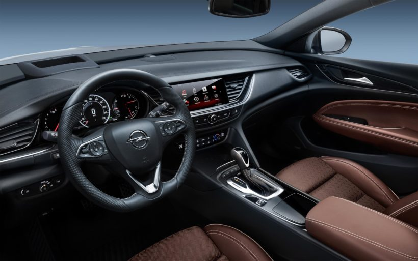 2017 Opel Insignia Sports Tourer | Fanaticar Magazin