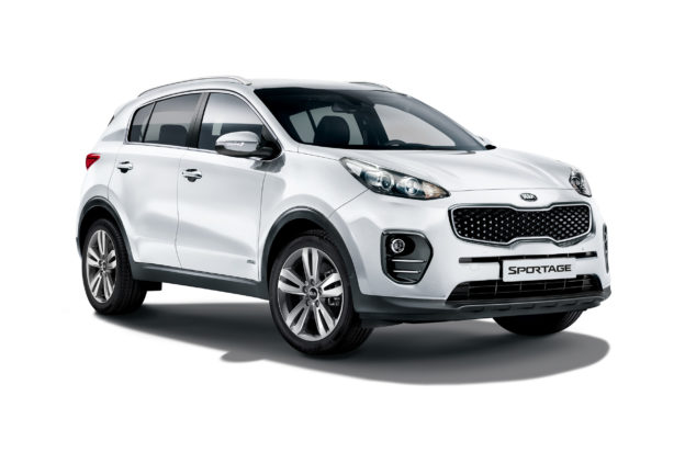 "Kia Sportage ""Dream-Team Edition"" 