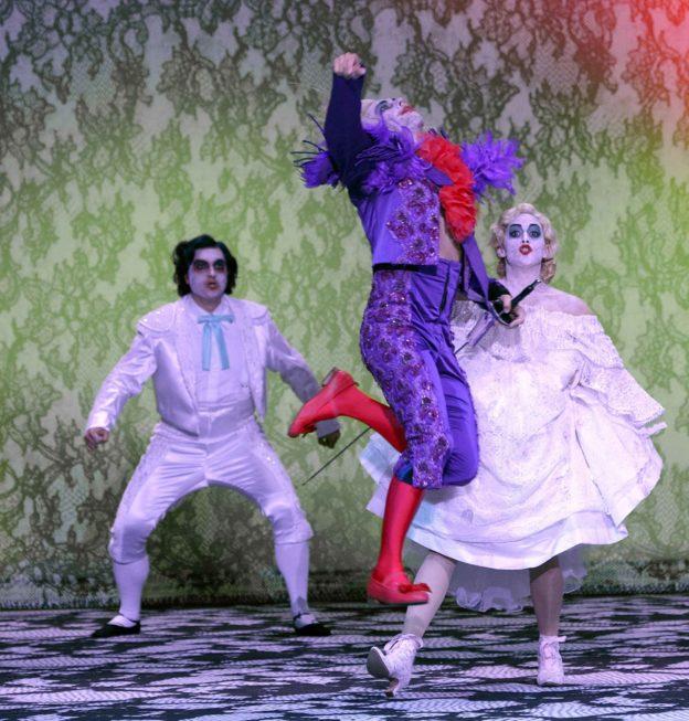 Mozarts Don Giovanni in der Komischen Oper Berlin