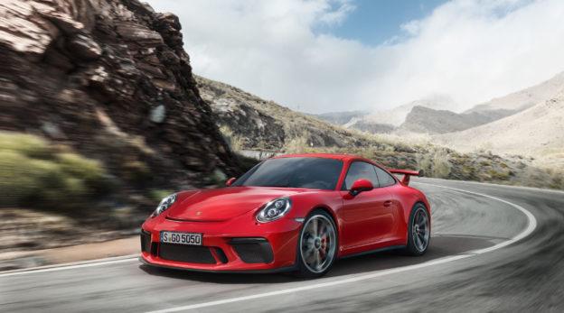 2018 Porsche 911 GT3 (2018)
