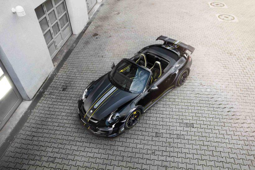 Techart GTstreet R Cabriolet (991)