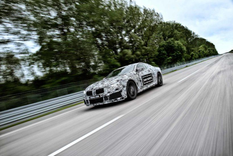 BMW M8 Prototyp