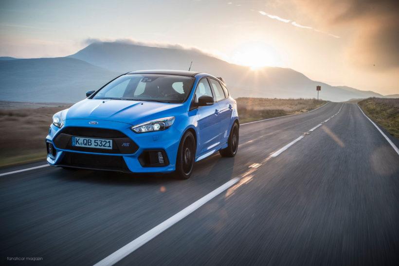 "2017 Ford Focus RS ""Blue & Black"" | Fanaticar Magazin"