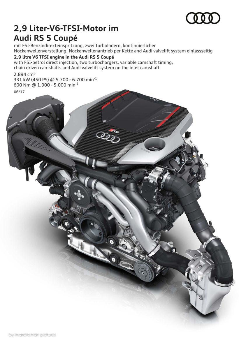 2017 Audi RS 5 Coupé
