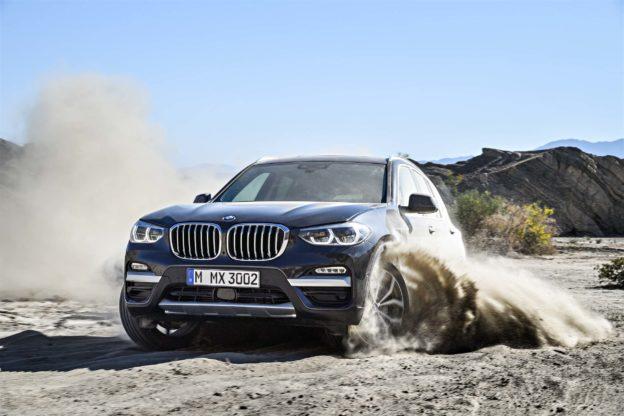 BMW X3 (2018)