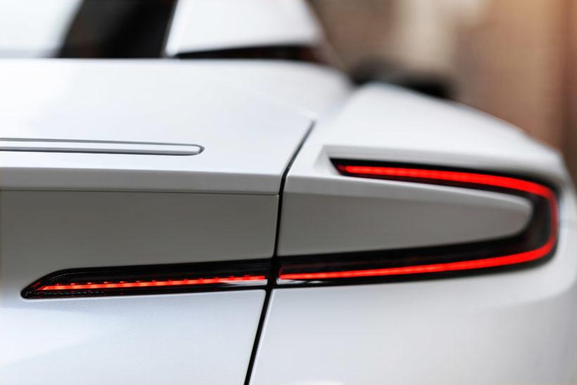 Aston Martin D11 V8
