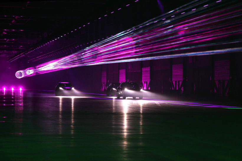 Jaguar E-PACE launch